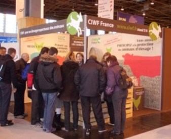 Stand SIA 2012